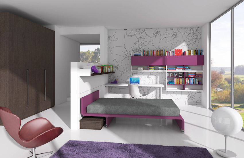 Adriatica arredamenti camerette nardi for Stanzette moderne